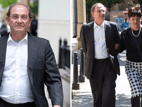 Man who groped woman on Tube turned out to be millionaire paedophile