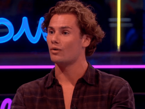 Love Island's Joe Garratt explains why he didn't ask Lucie Donlan to leave with him