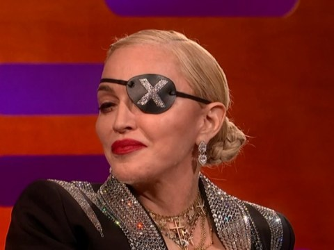 What did Madonna say during her 'obnoxious' appearance on The Graham Norton show