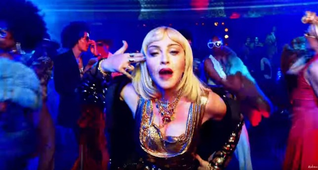 Image result for madonna god control  video