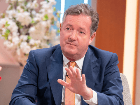 Piers Morgan admits he's paid 'ridiculous amounts of money' as he slams latest BBC salaries