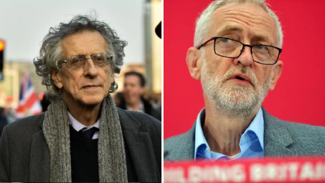 Piers Corbyn, older brother of Labour leader Jeremy Corbyn, has claimed man'made climate change 'does not exist'