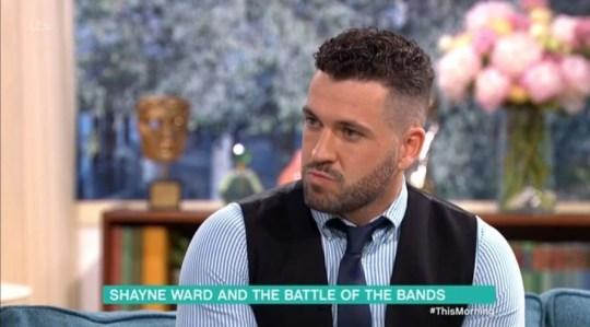 Shayne Ward for Line of Duty?