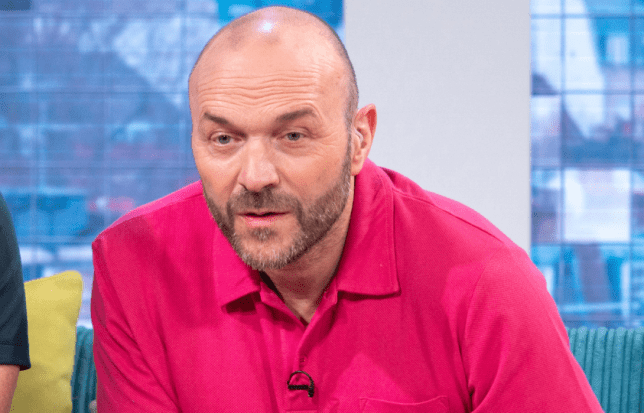 Simon Rimmer keen for I'm A Celebrity… Get Me Out Of Here! because of Harry Redknapp and Emily Atack