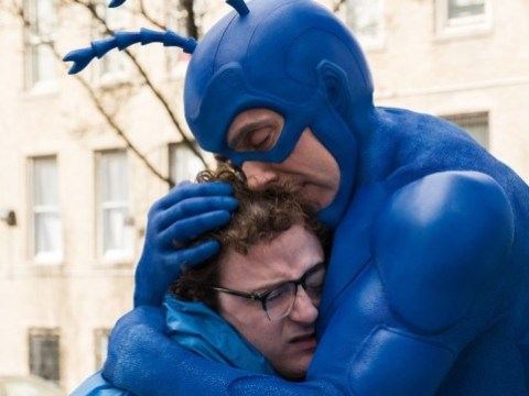 The Tick fails to find new home after Amazon Prime pulled the plug