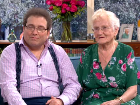 Couple with 40-year age gap reveal secrets to their happy marriage