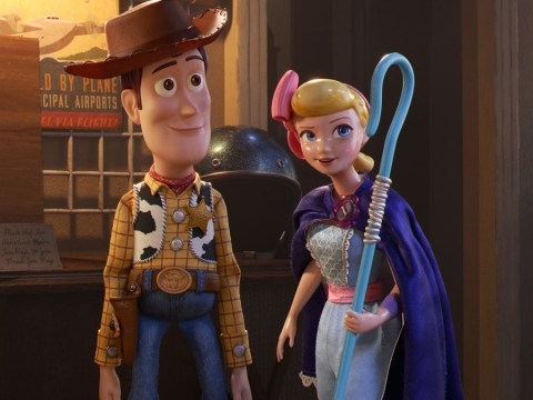 Toy Story 4's Tom Hanks explains why voicing Woody is a 'lonely process'
