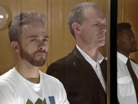 Coronation Street spoilers: Shock attack as David Platt and Nick Tilsley are both jailed