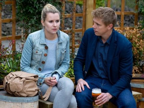Emmerdale spoilers: Robert Sugden puts Dawn Taylor in serious danger tonight