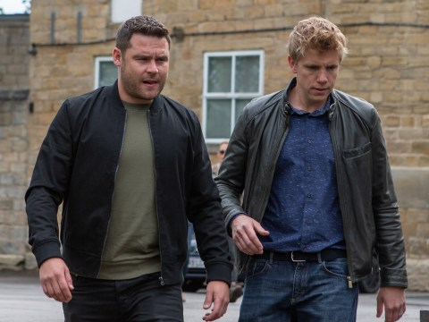Emmerdale spoilers: Robert Sugden and Aaron Dingle's surrogacy plans destroyed ahead of exit?