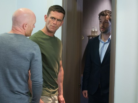 EastEnders spoilers: Jack, Max and Rainie Branning face a huge crisis tonight