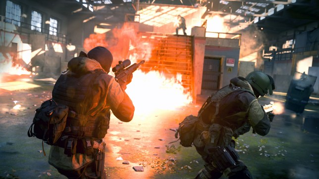 Call of Duty: Modern Warfare - finally, some multiplayer footage