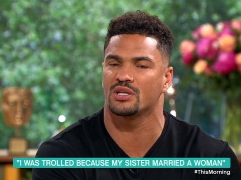 Anthony Ogogo slams homophobic trolls following his sister's wedding: 'That to me in 2019 is just laughable'