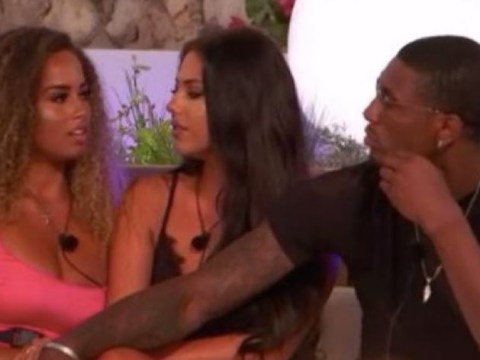 Love Island viewers predict another switcheroo as Anna's beau Ovie gets close to Amber