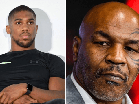 Mike Tyson tells Anthony Joshua to get his mind right before Andy Ruiz Jr rematch