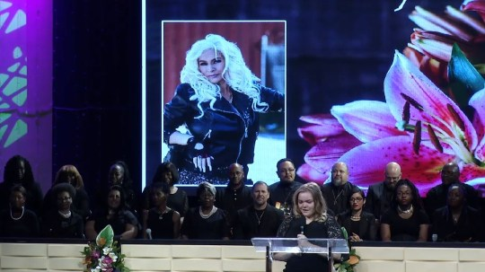 Beth Chapman funeral: Dog the Bounty Hunter's son Leland