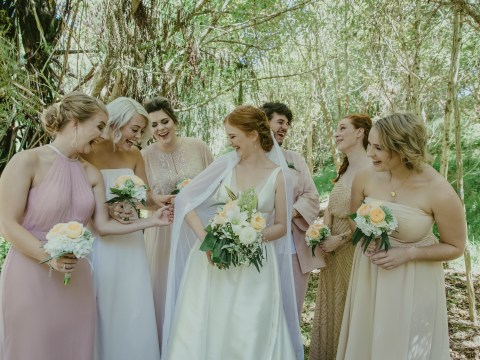 Should you ask your bridesmaid to pay for their own dress for your wedding day?