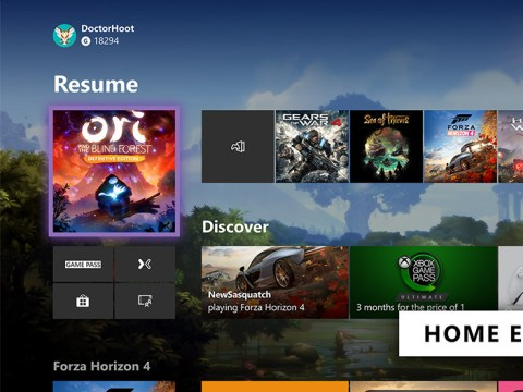 Xbox One gets new dashboard redesign – gets rid of Cortana