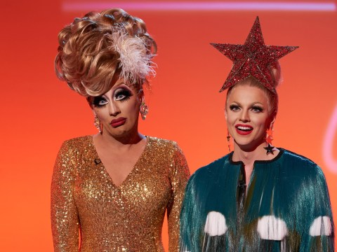Courtney Act reveals RuPaul's Drag Race secrets including a ban on queens talking