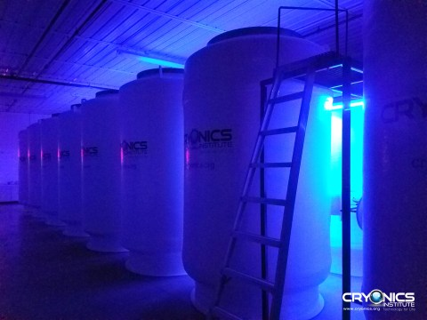 Cryogenic freezing wants to be technology's 'holy grail' in the fight against dying