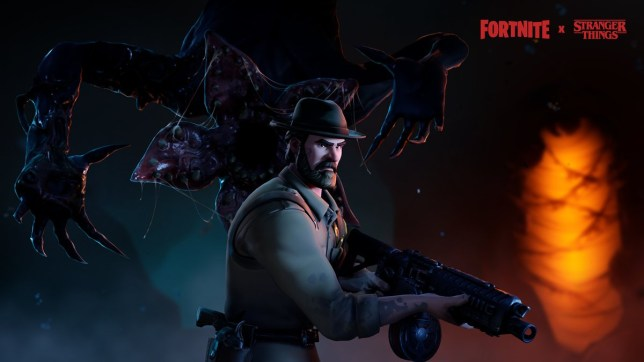 Fortnite - you're right, that doesn't look much like him
