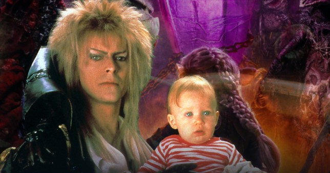 The baby from Labyrinth worked on The Dark Crystal