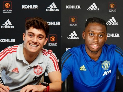 Marcus Rashford wants Aaron Wan-Bissaka and Daniel James to 'feel comfortable' at Manchester United
