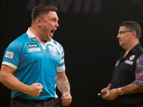 Gerwyn Price and Gary Anderson look ahead to first match since controversial Grand Slam final at US Darts Masters