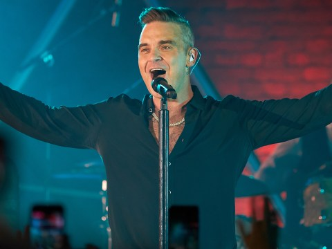 Robbie Williams 'to take on Las Vegas residency with six-figure deal'