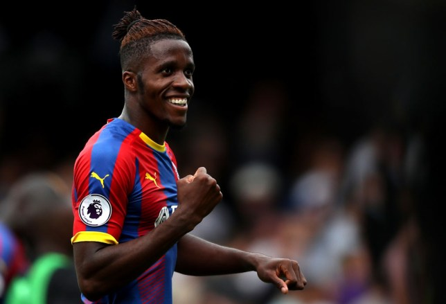 Wilfried Zaha wants to join Arsenal this summer