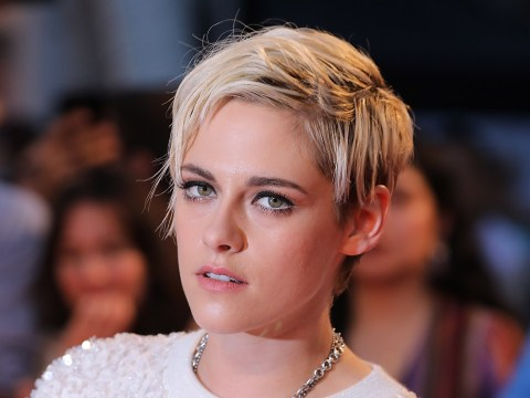 Kristen Stewart talks to ghosts and we've never related more