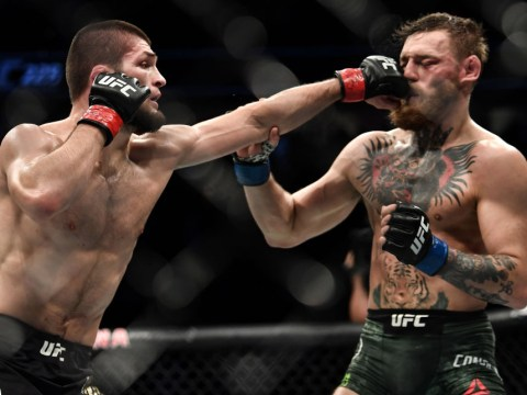 Conor McGregor reveals he was 'drinking all week' ahead of Khabib Nurmagomedov fight