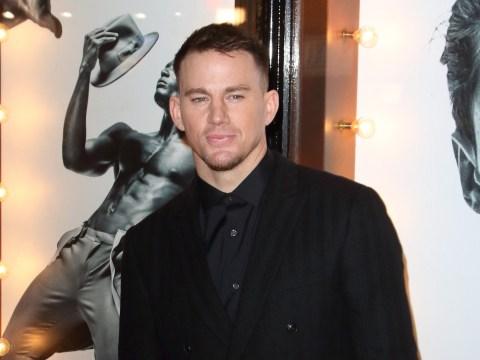 Why has Channing Tatum taken a break from social media?
