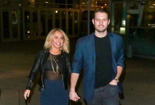 Hayden Panettiere's family 'beg her to leave boyfriend Brian Hickerson' amid domestic violence arrest
