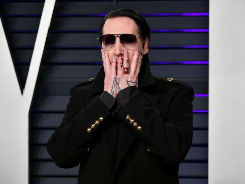 Marilyn Manson to star in Stephen King's new TV series The Stand