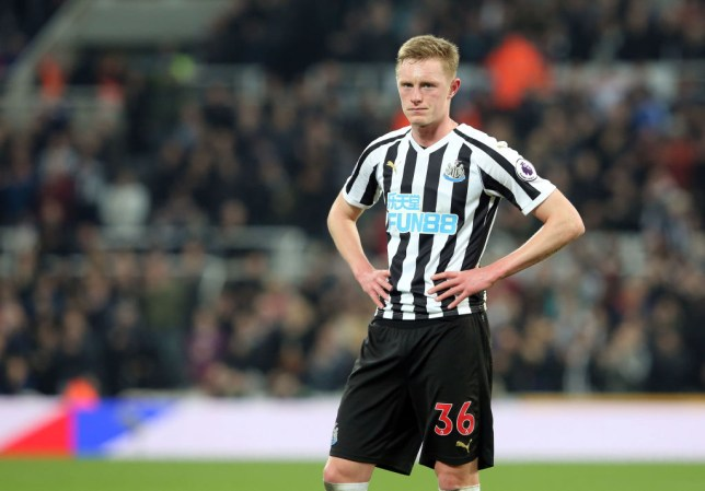 Steve Bruce sends message to Manchester United over Sean Longstaff transfer