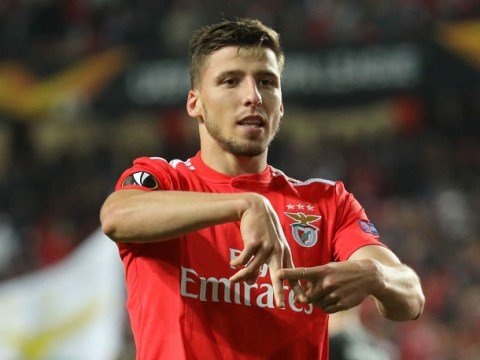 Arsenal target £57m Ruben Dias as Laurent Koscielny's replacement