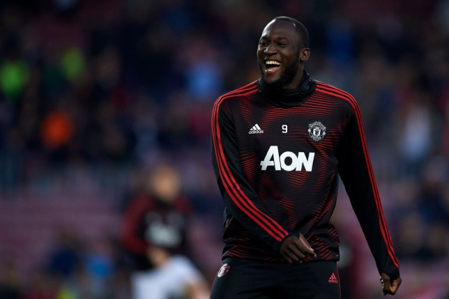 Romelu Lukaku has been linked with a move to Inter from Man United