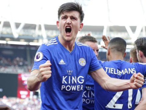 Ole Gunnar Solskjaer asks Manchester United players about Harry Maguire