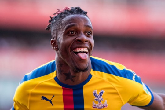 Arsenal's hopes of signing Wilfried Zaha appear remote after seeing an opening £40m bid rejected