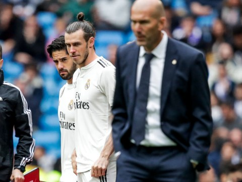 Zinedine Zidane continues war of words with Gareth Bale, accuses him of refusing to play for Real Madrid