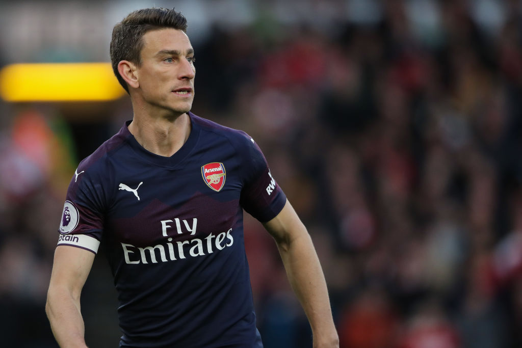 Laurent Koscielny is dynamic to leave Arsenal (Picture: Getty)