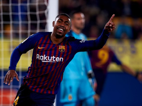 PSG want Arsenal target Malcom as part of deal to send Neymar back to Barcelona