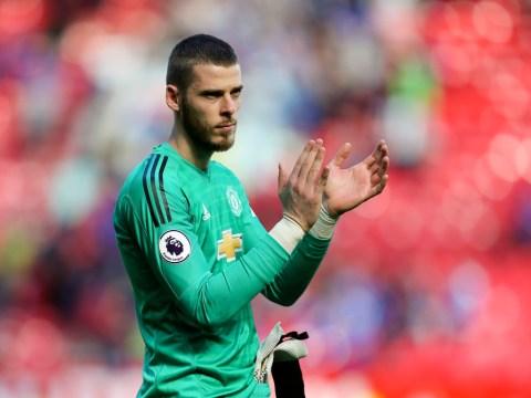 David De Gea set to sign new £375,000-a-week Manchester United deal
