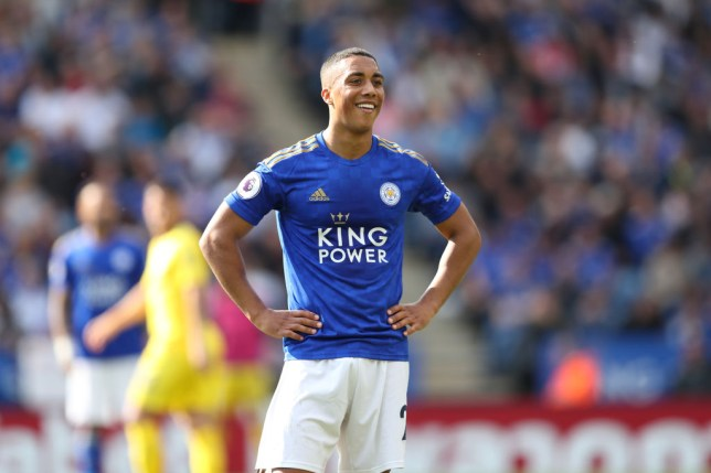 Youri Tielemans has joined Leicester City on a permanent deal