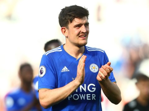 Harry Maguire wants to leave Leicester City as Man Utd fail with £70m offer