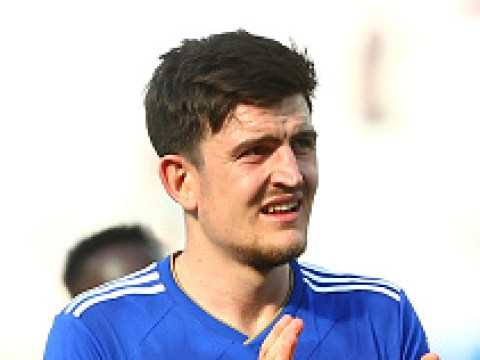 Leicester City agree to let Harry Maguire join Manchester United or Manchester City on one condition