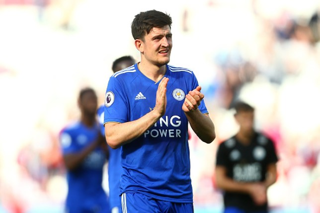 Leicester believe that Harry Maguire will move to Manchester United this summer