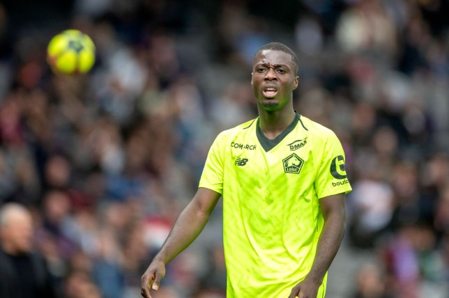 Nicolas Pepe  is set to be confirmed as an Arsenal player after completing a £72m transfer