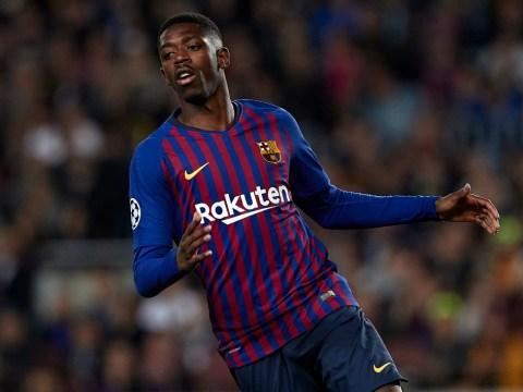 Barcelona president sends transfer message to Liverpool over Ousmane Dembele